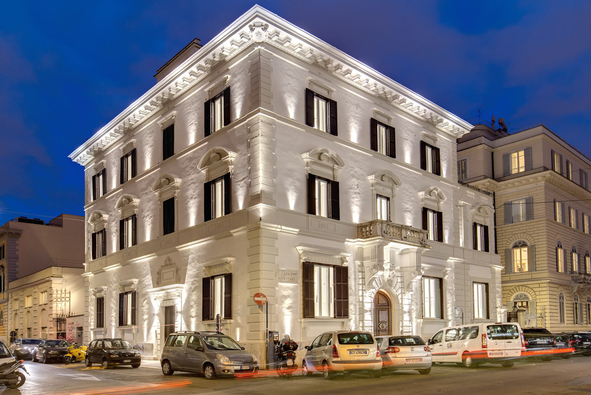 The Liberty Boutique Hotel - Official Site - Luxury Rome Hotel